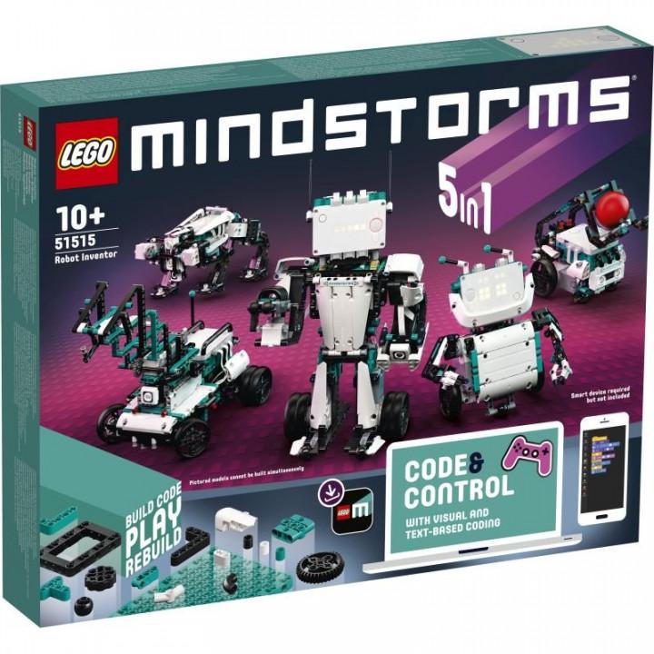 LEGO® MINDSTORMSΒ®: Robot Inventor