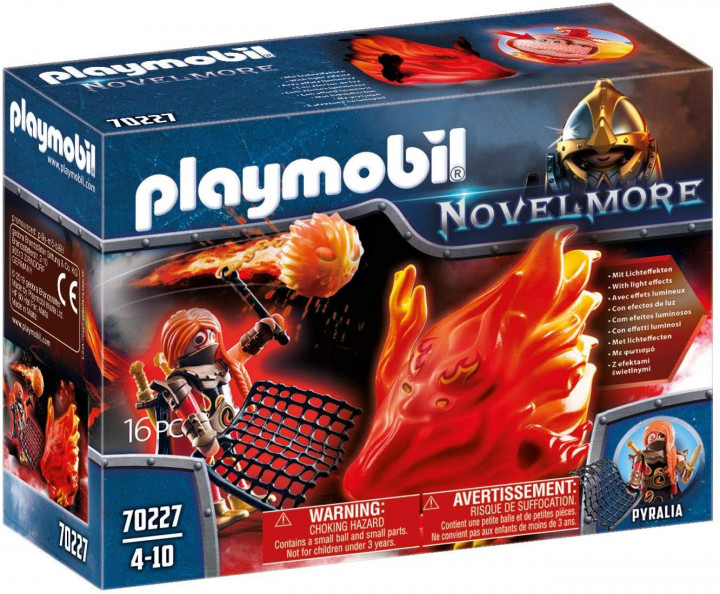Playmobil Novelmore Burnham Raiders Spirit of Fire