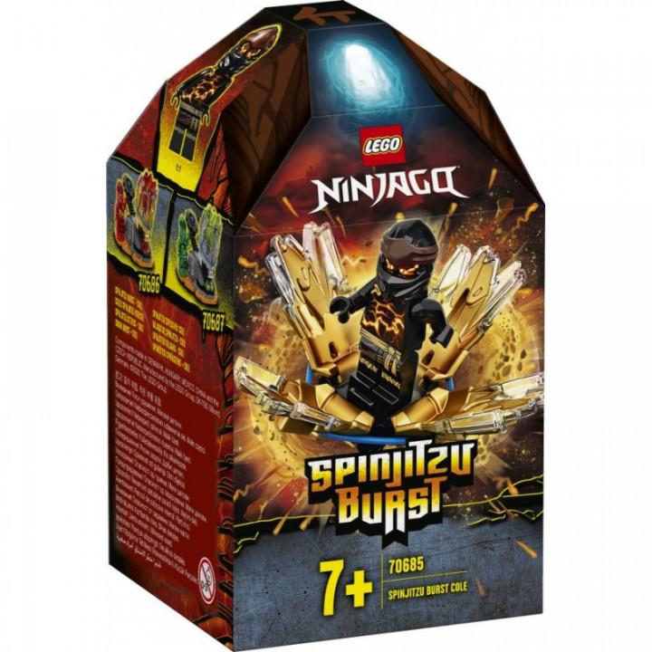 LEGO® Ninjago: Spinjitzu Burst - Cole