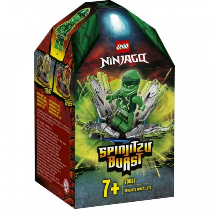 LEGO® Ninjago: Spinjitzu Burst - Lloyd