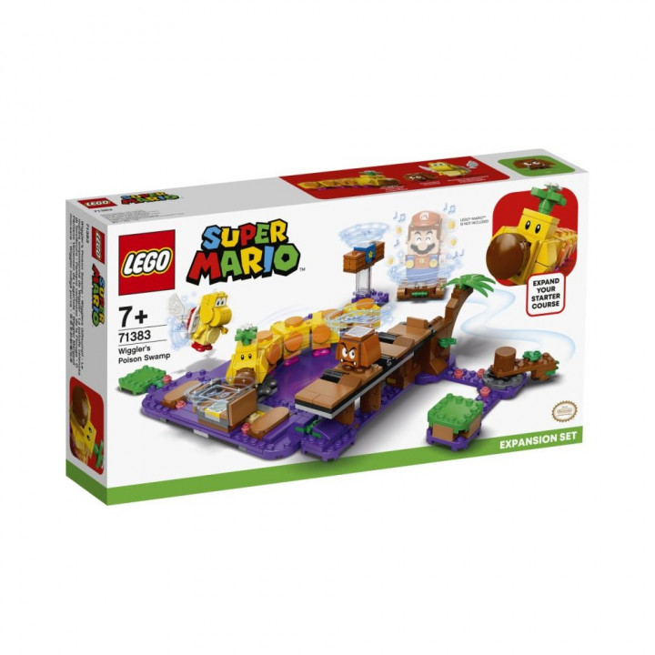 LEGO® Super Mario: Wiggler's Poison Swamp Expansion Set
