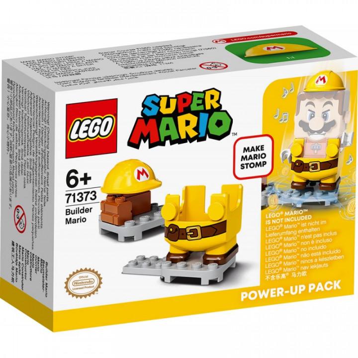 LEGO® Super Mario: Builder Mario Power - Up Pack
