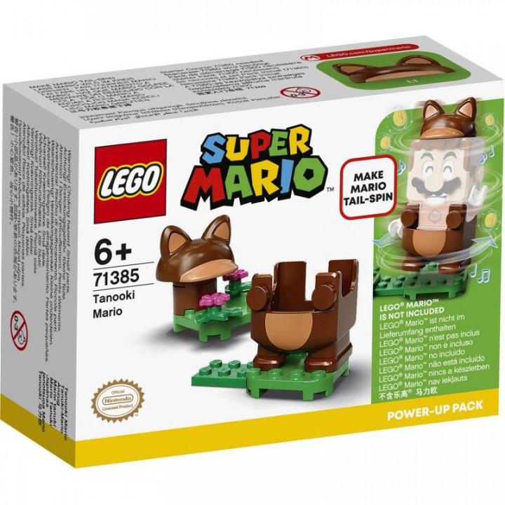 LEGO® Super Mario: Tanooki Mario Power-Up Pack