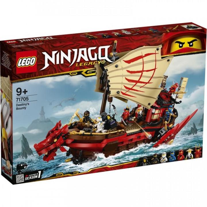 LEGO® Ninjago: Destiny's Bounty