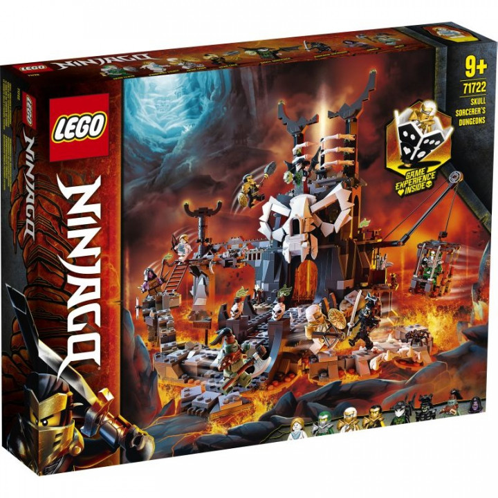LEGO® Ninjago: Skull Sorcerer's Dungeons