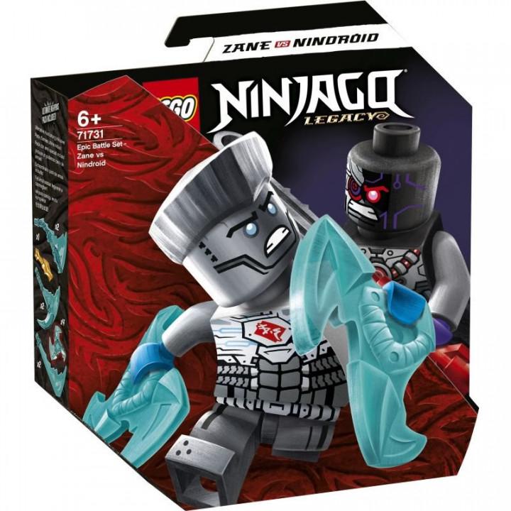 LEGO® Ninjago: Epic Battle Set - Zane vs Nindroid