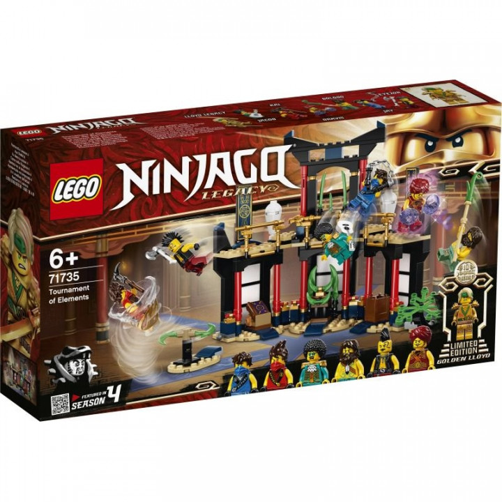 LEGO® Ninjago: Tournament of Elements