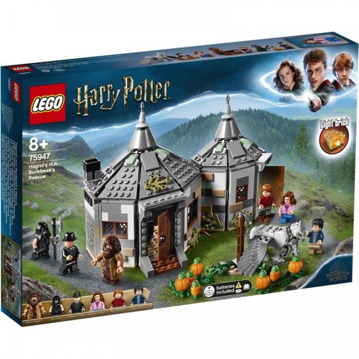 LEGO® Harry Potter : Hagrid's Hut: Buckbeak's Rescue
