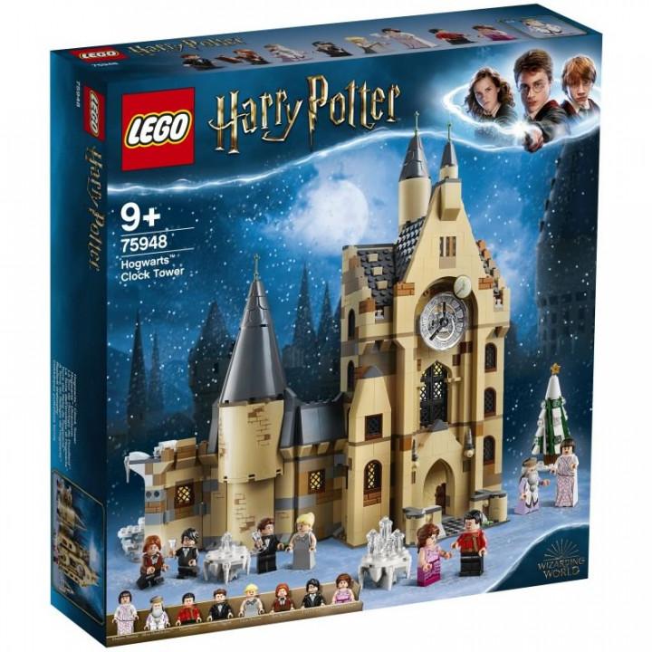 LEGO® Harry Potter : Hogwarts Clock Tower