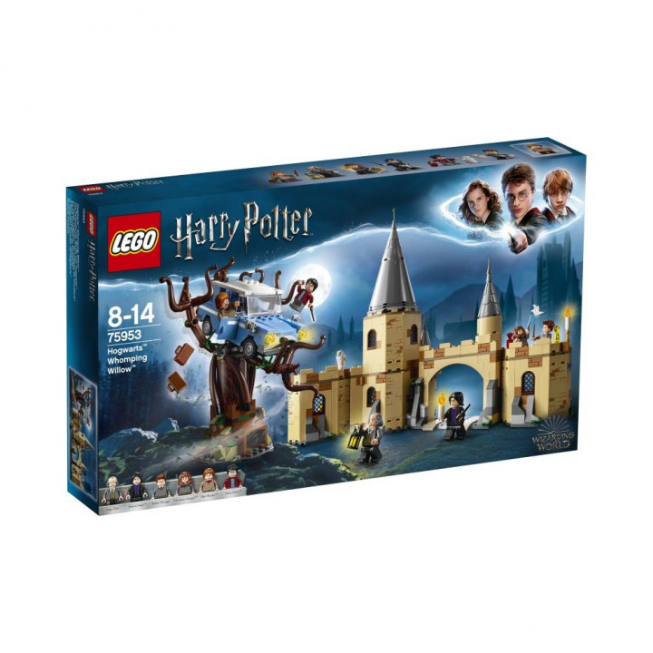 LEGO®® Harry Potter™ : Hogwarts™ Whomping Willow™