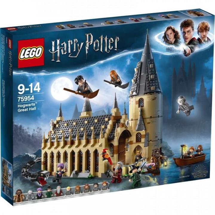 LEGO® Harry Potter : Hogwarts Great Hall