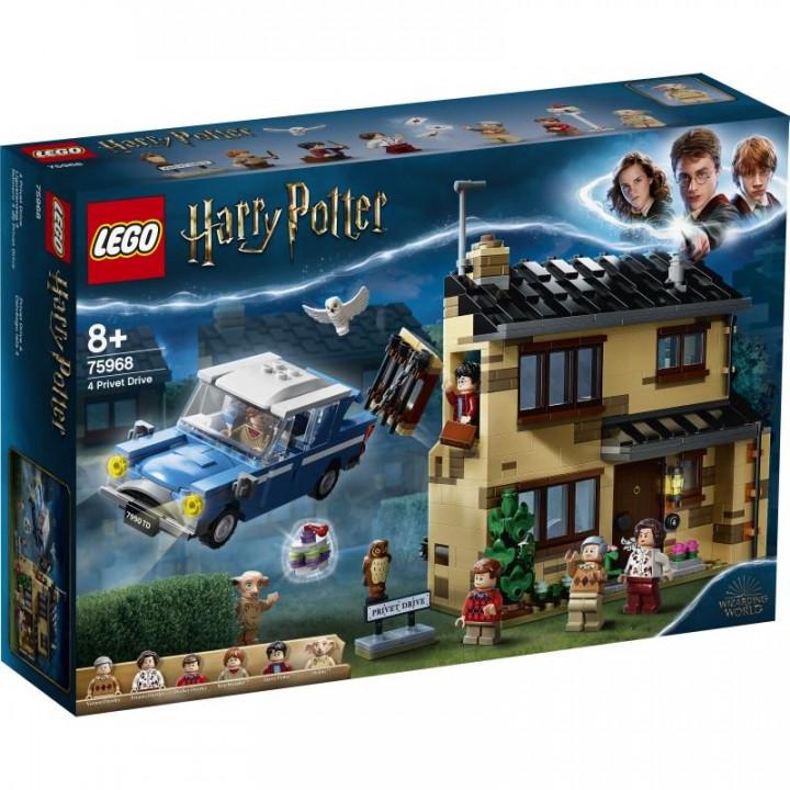 LEGO® Harry Potter : 4 Privet Drive