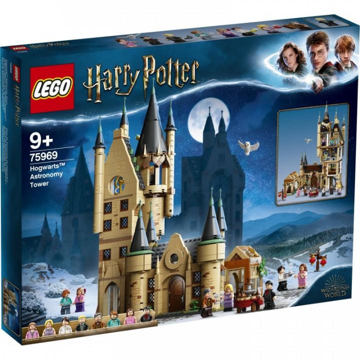 LEGO® Harry Potter : Hogwarts Astronomy Tower