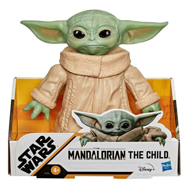Star Wars: The Mandalorian - The Child Posable Action Figure