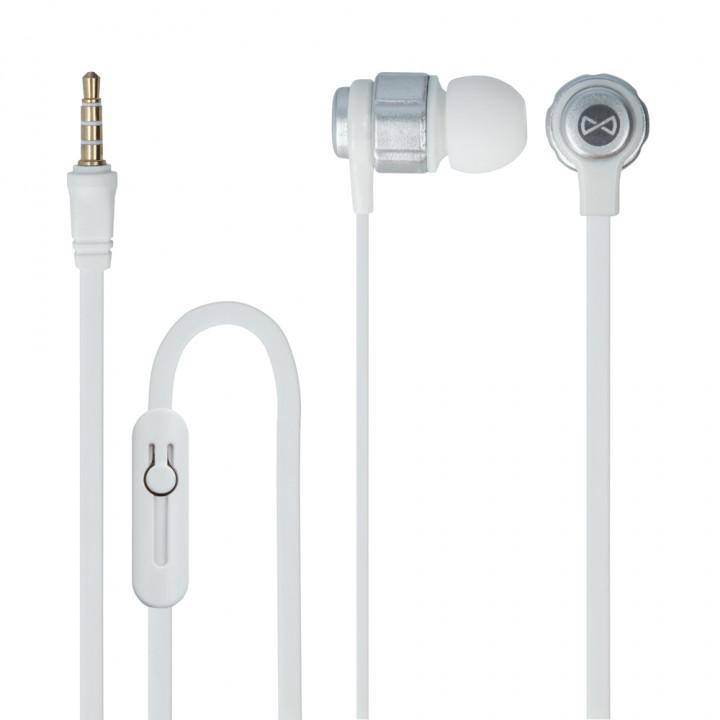 Forever wired earphones SE-400 jack 3,5 mm white