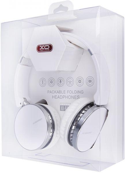 XO BLUETOOTH HEADPHONES B32 WHITE
