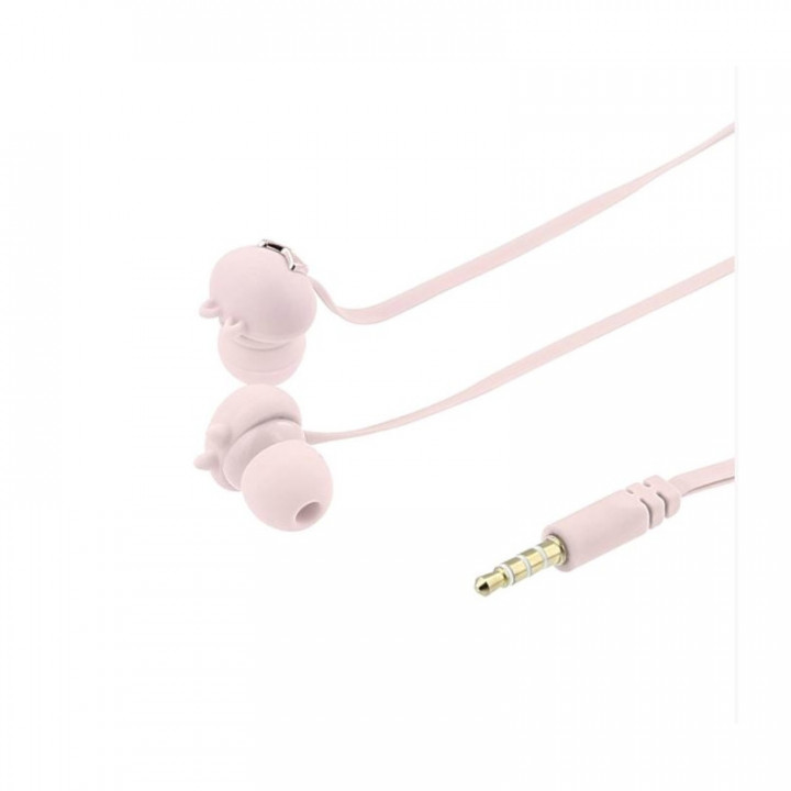 Tellur In-Ear Headset Pixy, Carrying Case, Pink