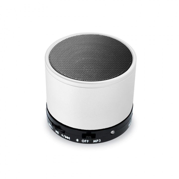 Bluetooth speaker cabel AUX<br/>mini-USB cable 3W - White