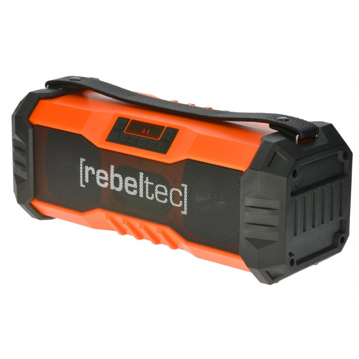 Rebeltec Bluetooth speaker SuondBOX 350 orange