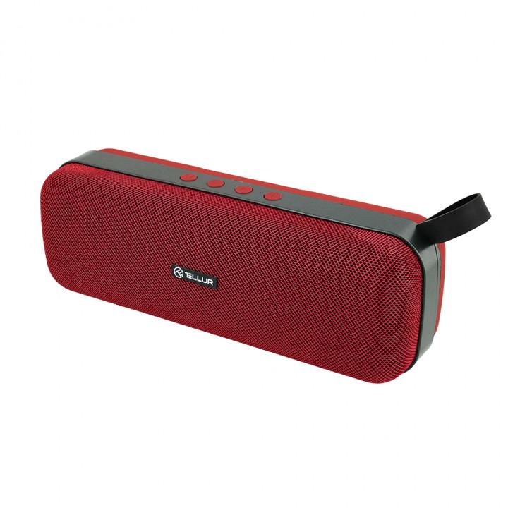 TELLUR LOOP BLUETOOTH SPEAKER 10W RED