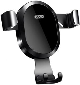 XO CAR HOLDER WITH WIRELESS CHARGER WX 105 GREY 10W