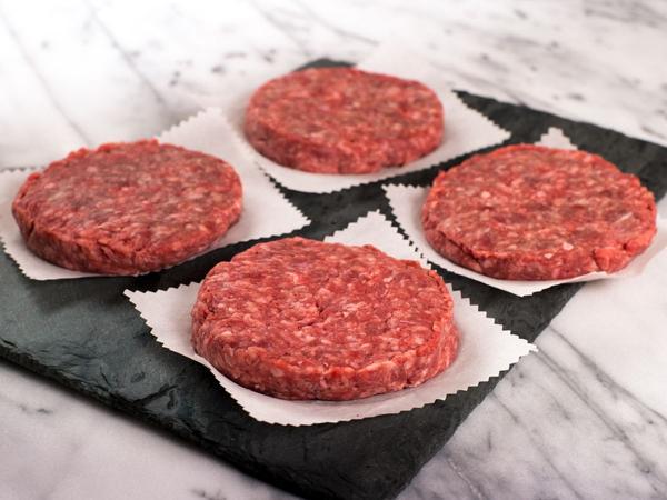 Kobe Beef Burgers 8 x 200g