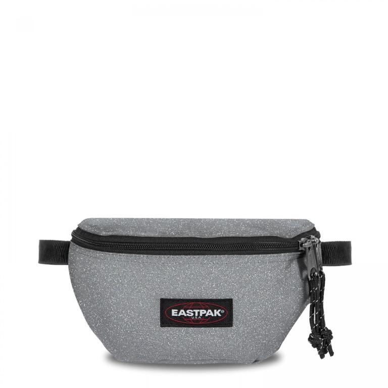 Eastpak Springer Glitsilver - Small