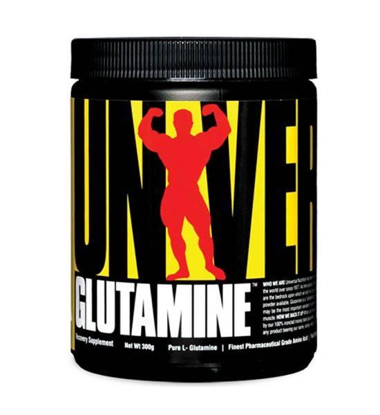 UNIVERSAL NUTRITION GLUTAMINE 600g