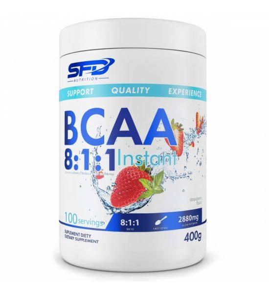 SFD BCAA 8:1:1 - Strawberry 400G