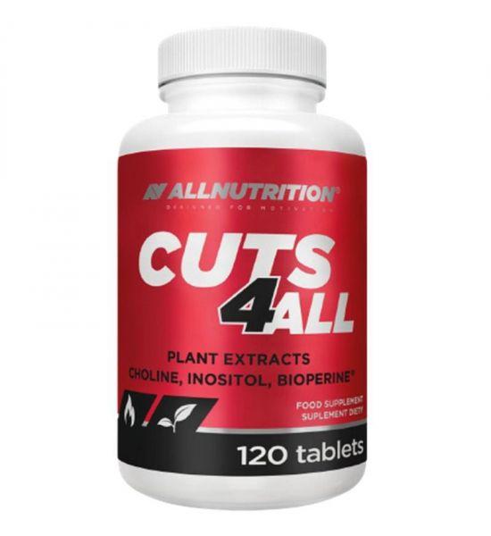 ALLNUTRITION CUTS4ALL 120 TAB