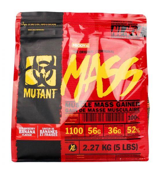 MUTANT PVL MUTANT MASS Triple Chocolate 2270G