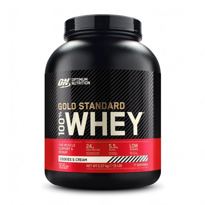 OPTIMUM NUTRITION WHEY GOLD Cookie Cream 2270G