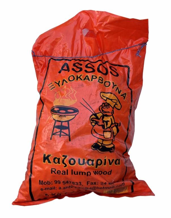 ASSOS REAL LUMP WOOD 5KG