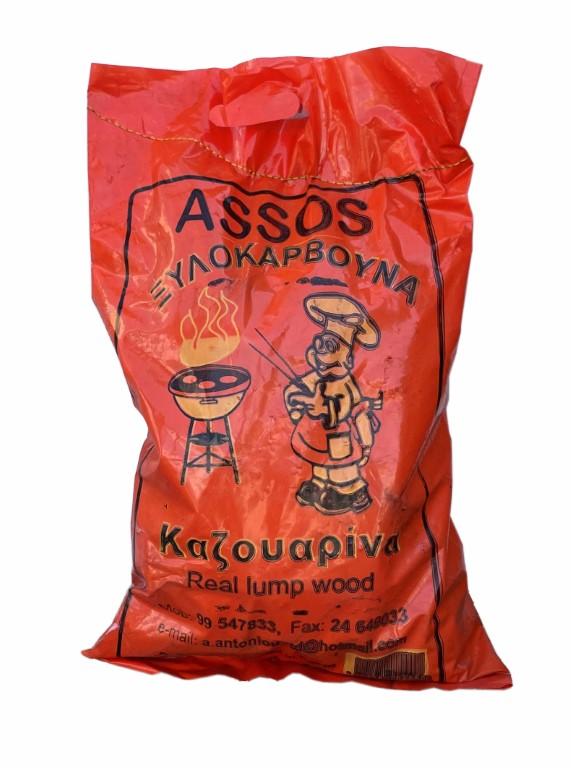 ASSOS REAL LUMP WOOD 2.5KG