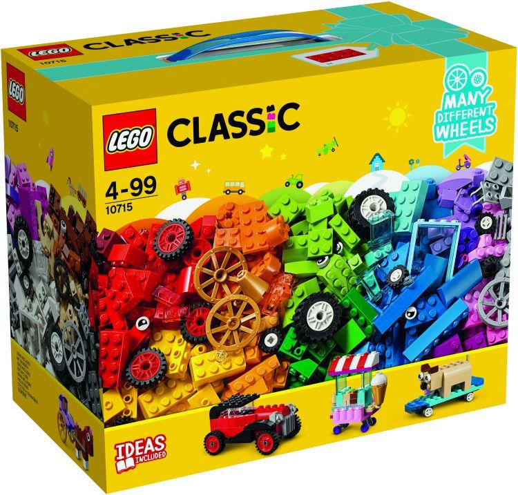 LEGO® Classic: Bricks on a Roll (10715)