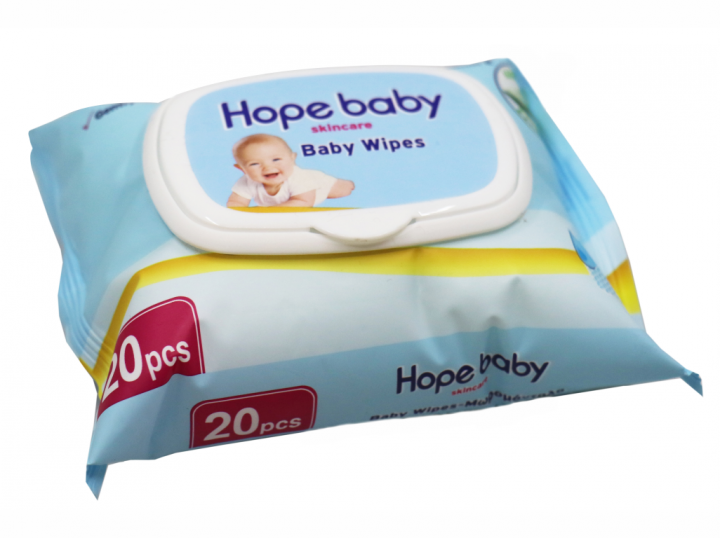 Hope Baby Baby Wipes (20)