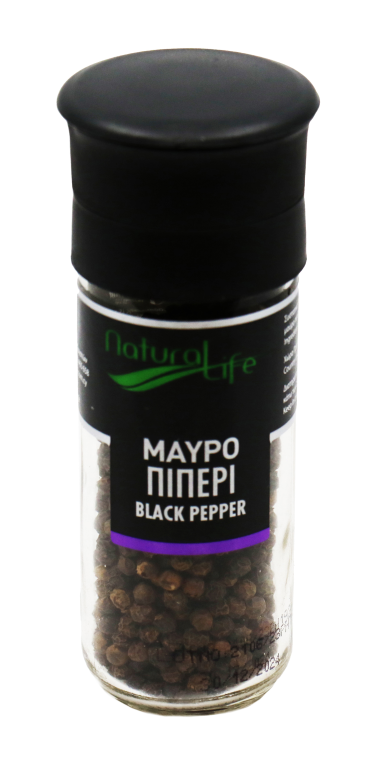 NATURAL LIFE BLACK PEPPER 37g