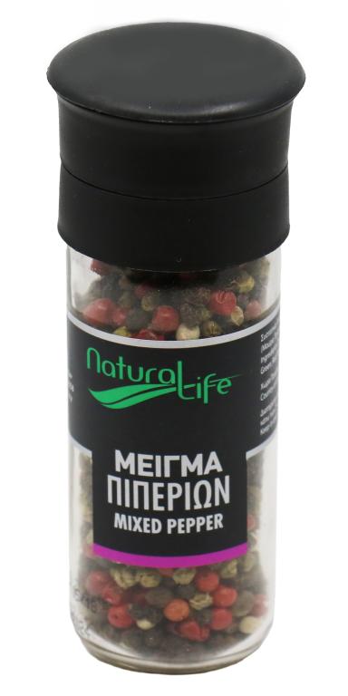 NATURAL LIFE MIXED PEPPER 37g
