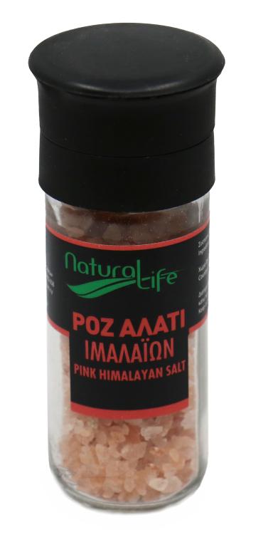 NATURAL LIFE PINK HIMALAYAN SALT 100g