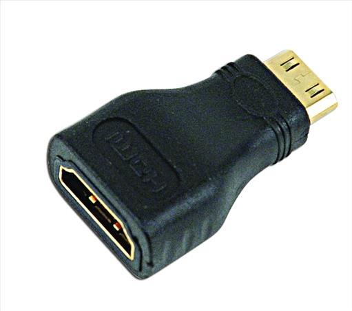 CABLEXPERT Mini HDMI male/HDMI σε female HDMI A-HDMI-FC1 Αντάπτορας