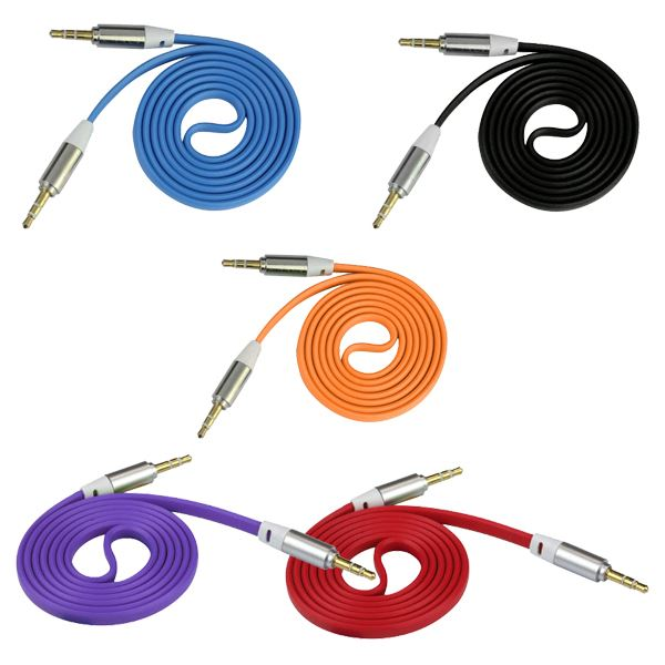 Cable Stereo-Jack male to Strereo-Jack male 1.2m