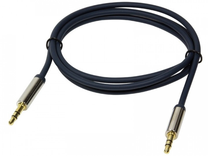 Logilink 3,5mm Audio Cable Jack2Jack 0.5M