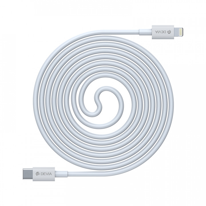 DEVIA Smart series PD cable for lightning 20W