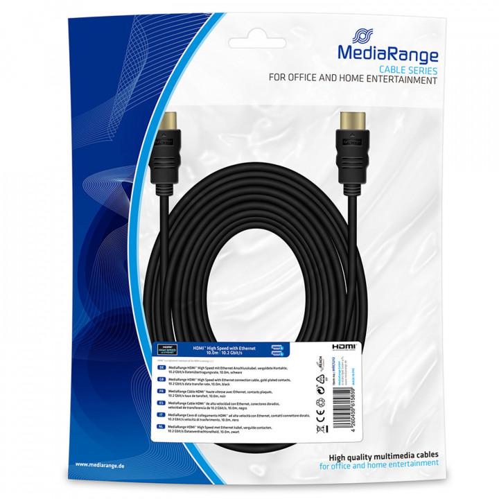Καλώδιο Network UTP cable cat 6 RJ45/RJ45 MediaRange 15M