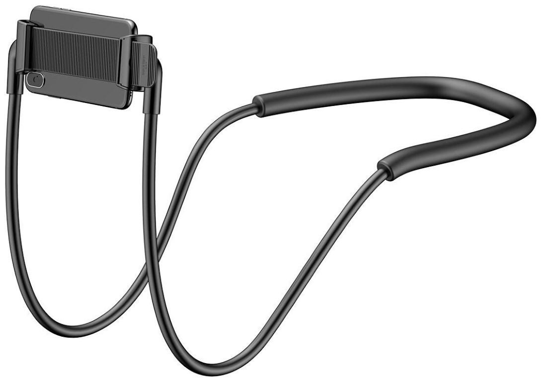 Baseus Tool Neck-Mounted Lazy Bracket Black