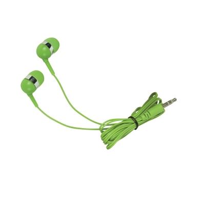 Cellular Line in-ear earphones 3,5mm GREEN