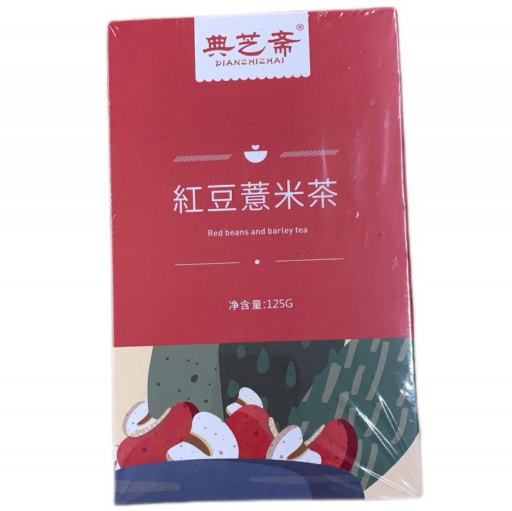 RED BEAN AND BARLEY TEA 125 g