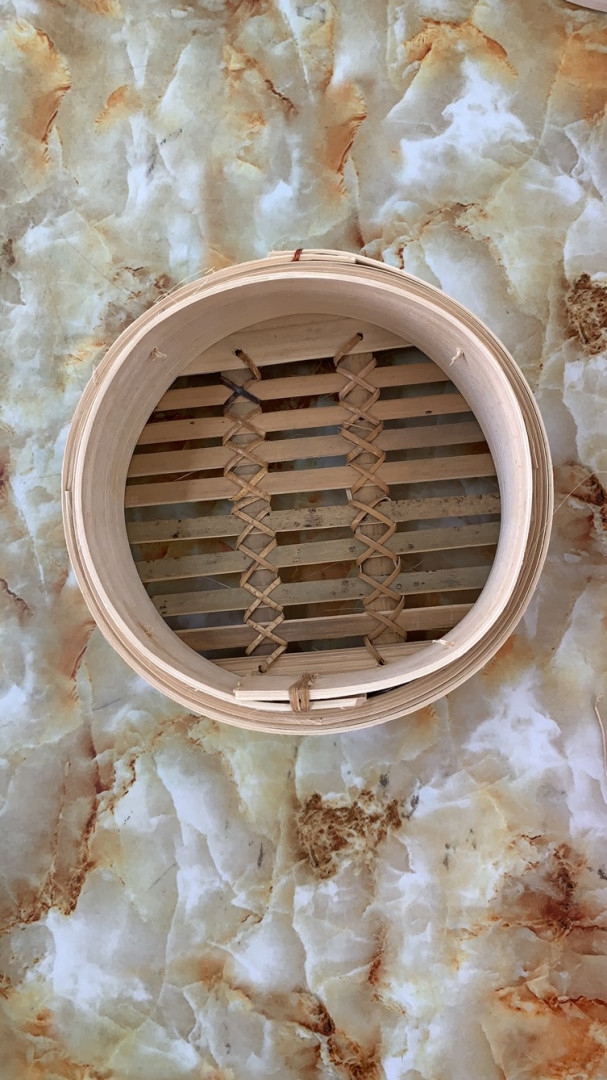 BAMBOO STEAMER BASE 6.5 INCHES