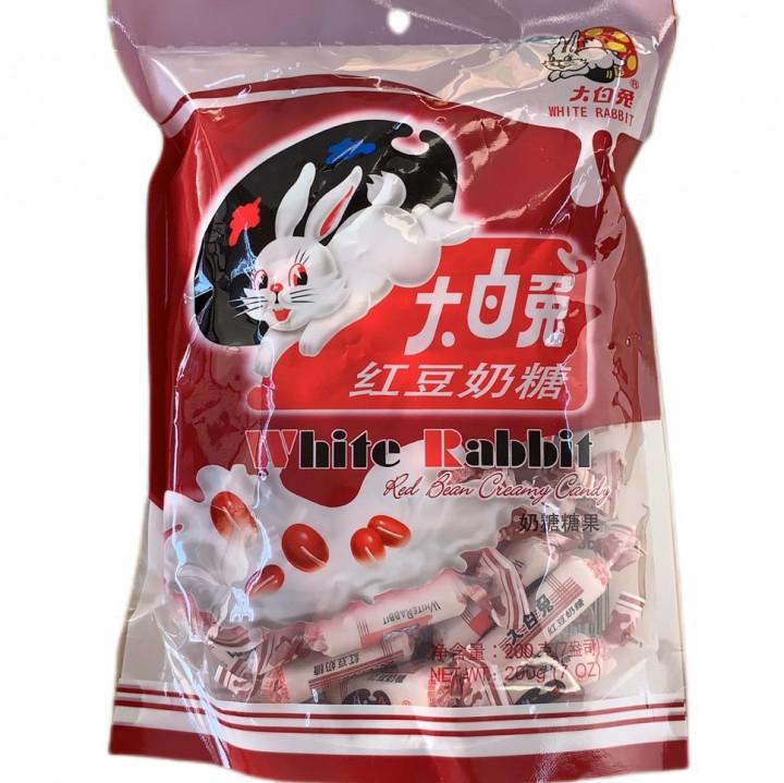 DBT WHITE RABBIT / RED BEAN CREAMY CANDY 200 g