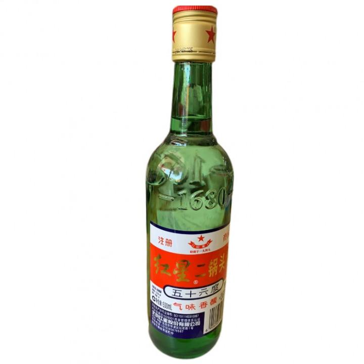 ER GUO TOU SPIRIT DRINK 56% Vol 500ml